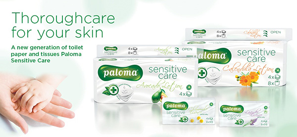 paloma sensitive care