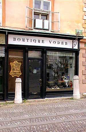Boutique Vodeb