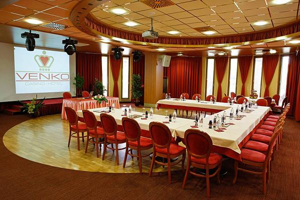 casino venko business meetings