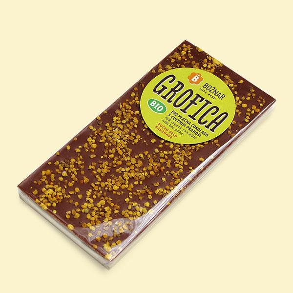 Cebelarstvo-Boznar chokolate