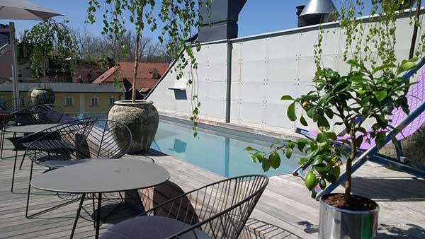 hotel vander terrace