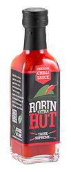 robin hot homemade chilli sauce extra hot