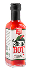 robin hot homemade chilli sauce original