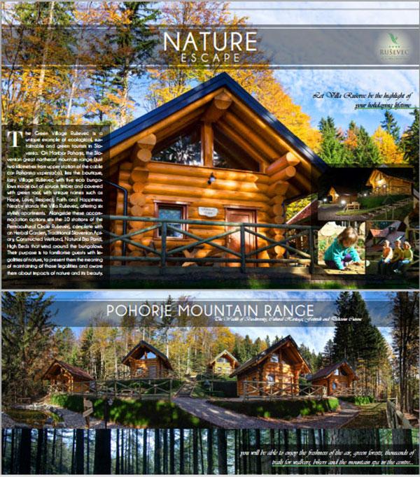 green village rusevec