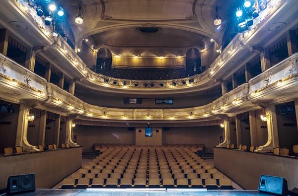 drama theater ljubljana