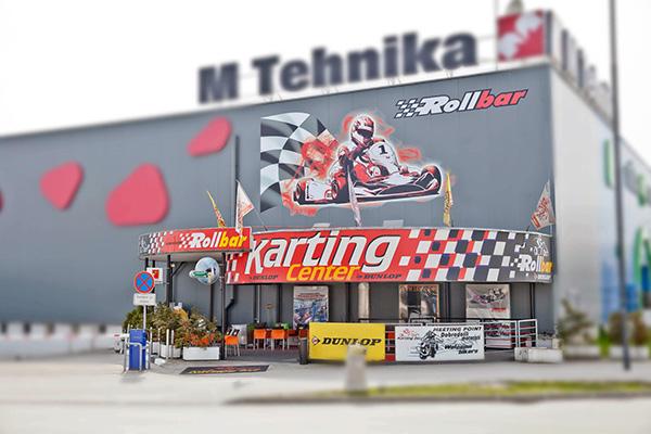 indoor karting center btc