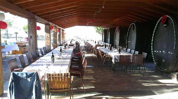 Bio-Hotel-Koper picnic area