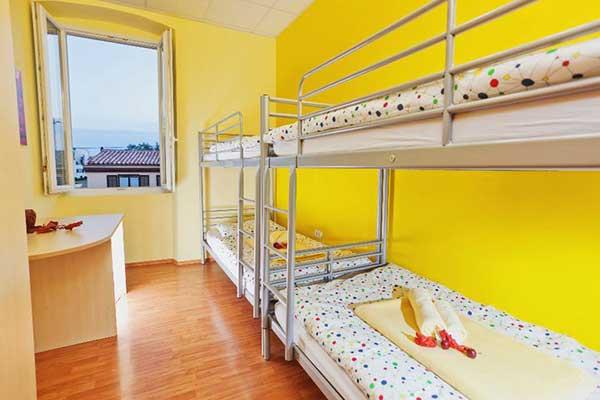 Hostel-stara-sola-Korte