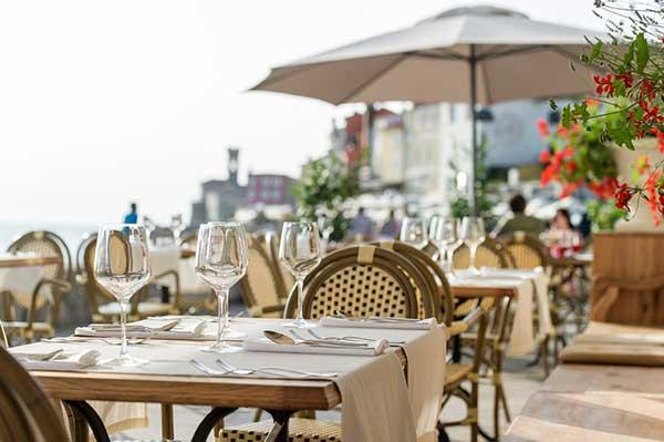 Hotel-Piran gastronomy