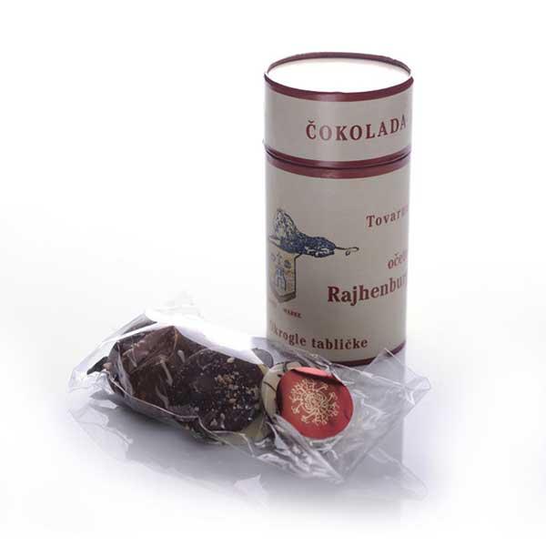 kunej chocolate round bars