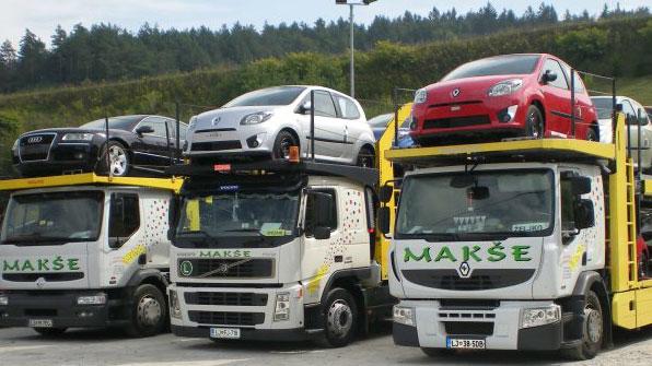 Makse-Transporti