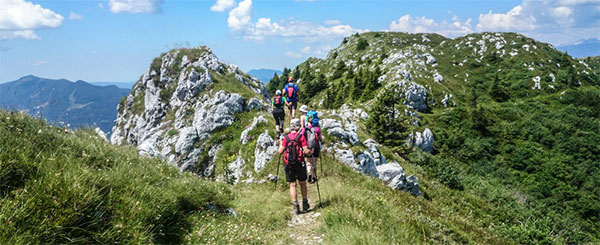 WalkSlovenia-PriLenart walking