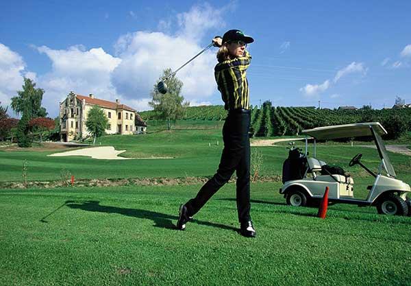 Zlati-Gric golf